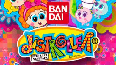 Photo of Distroller se asocia con Bandai para vender sus juguetes en España