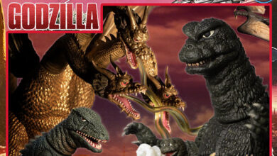 Photo of Mezco Toyz lanza pack especiales de «Godzilla: Destroy All Monsters» (1968)