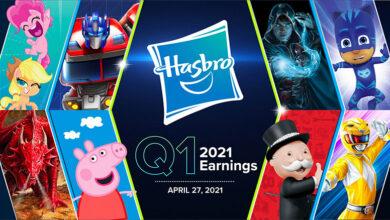 Photo of Hasbro se muestra sólido en su informe de desempeño del primer trimestre del 2021