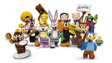 Photo of LEGO lanza colección de minifiguras de los Looney Tunes