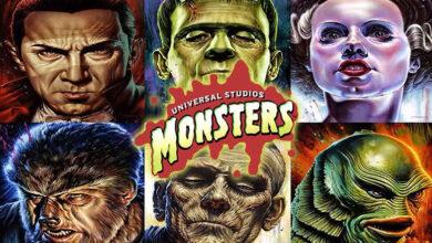 Photo of NECA anuncia figuras de acción de icónicos personajes de películas de terror de Universal Studios