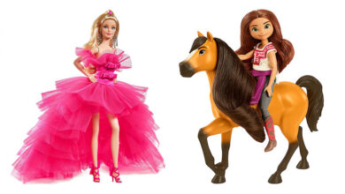 Photo of Ventas de Mattel se disparan en el primer trimestre del 2021 gracias a Barbie y Spirit