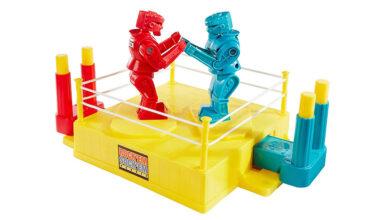 Photo of Mattel haría una película de Rock 'Em Sock' Em Robots