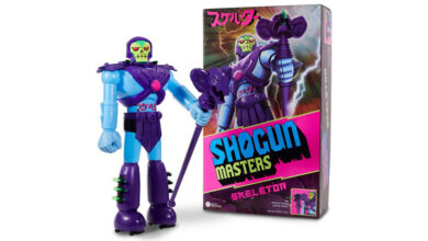Photo of Mattel Creation trae de vuelta a los Shogun Warriors