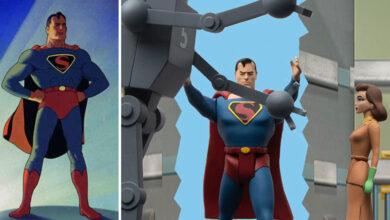 Photo of Mezco Toyz lanza set de serie animada de Superman (1941)