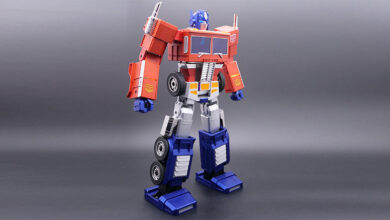Photo of Optimus Prime Auto-Converting Programmable Robot – La nueva joya de Hasbro