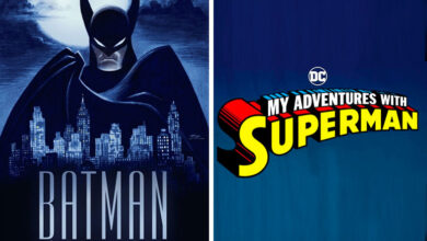 Photo of Warner Bros. anuncia dos nuevas series animadas de Batman y Superman