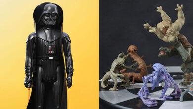 Photo of Dos joyas para coleccionistas de Star Wars