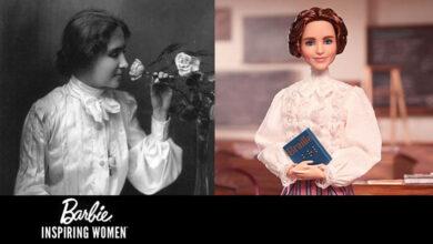 Photo of La escritora y educadora Hellen Keller se une a la línea Inspiring Women de Barbie