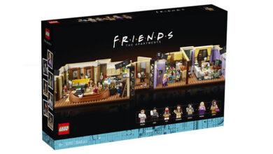 Photo of LEGO les da una gran sorpresa a los fans de F.R.I.E.N.D.S