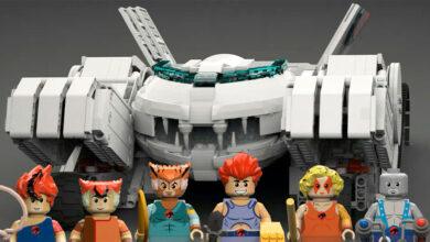 Photo of Los Thundercats podrían tener su set en LEGO Ideas