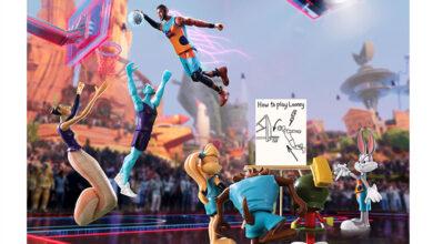 """Photo of Moose Toys oficializa lanzamiento de su línea de juguetes de """"Space Jam: Un nuevo legado"""""""