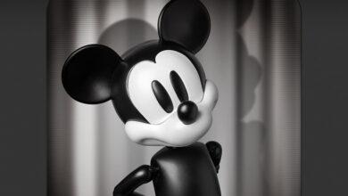 Photo of Beast Kingdom anuncia figura de Mickey Mouse con su aspecto clásico