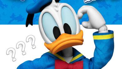 Photo of Beast Kingdom muestra imágenes de su figura de acción del Pato Donald