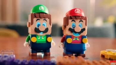 Photo of LEGO agrega el modo de dos jugadores al Lego Super Mario
