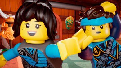 Photo of LEGO anuncia lanzamiento de Ninja Vlogs en un formato innovador