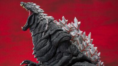 Photo of Tamashii Nations revela imágenes de su SH MonsterArts Godzilla