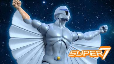 Photo of Super7 muestra primeras imágenes de su colección SilverHawks
