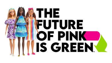 """Photo of Barbie deja el «rosado» y se pone """"verde"""""""