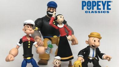 Photo of Boss Fight Studio pone fecha para el lanzamiento de su colección de Popeye