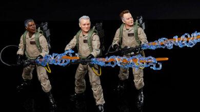 Photo of Hasbro repasa su línea de juguetes basada en «Ghostbuster: Afterlife»