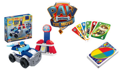 Photo of Mattel firma acuerdo de licencia para la película de los PAW Patrol
