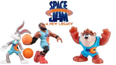 Photo of Suckot Perú presenta la nueva línea de juguetes de «Space Jam: Una nueva era»