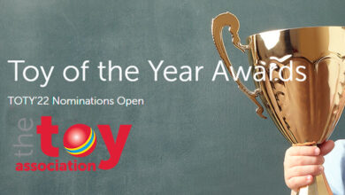 Photo of Se abren las nominaciones para los Premios TOTY 2022 (Toy of the Year)