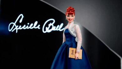 Photo of Barbie rinde homenaje a Lucille Ball