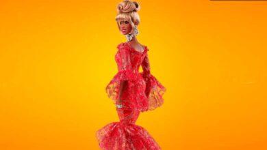 Photo of Mattel presenta un homenaje a Celia Cruz con su muñeca Barbie