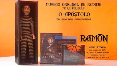 """Photo of Se ponen en venta las figuras originales de la película """"El apóstol"""""""