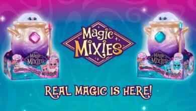 """Photo of Moose Toys trae la magia con su """"Magic Mixies Magic Cauldron"""""""
