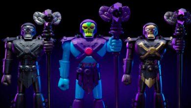 Photo of Mattel Creations presenta dos variantes de su Shogun Master: Skeletor