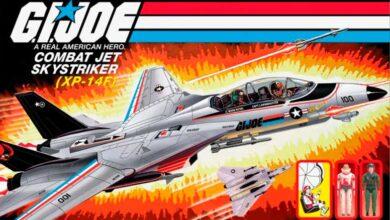 Photo of G.I Joe Skystriker, el nuevo proyecto de HasLab que emociona a los fans