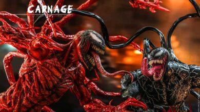 Photo of Hot Toys anuncia figura de «Carnage»